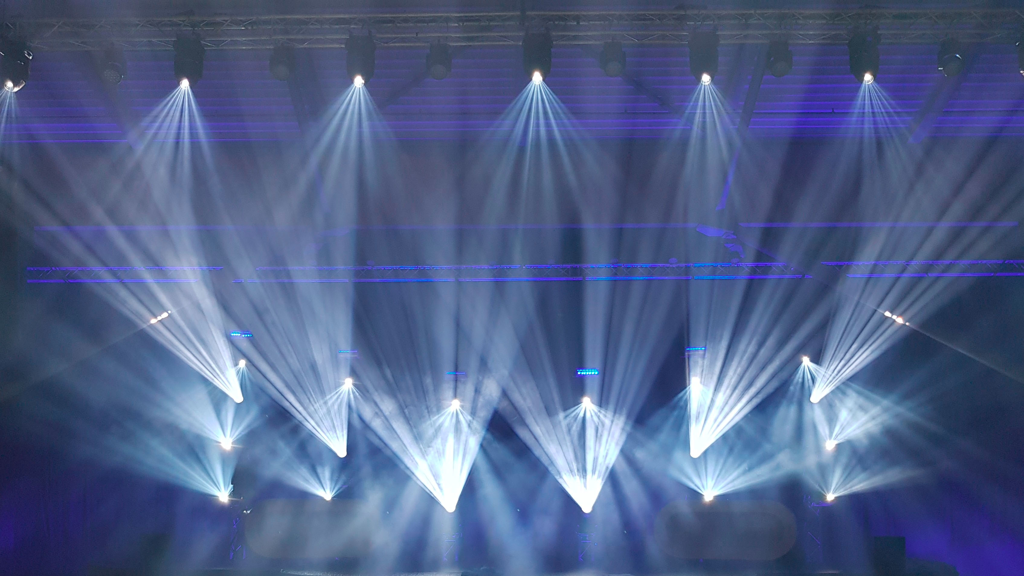 TIBBE AV Experience licht1600 Indoor Events